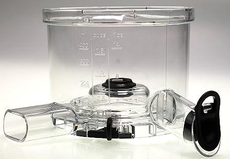 Bosch 11020911 filtro olla para mesm731 m Slow Juicer, licuadora ...