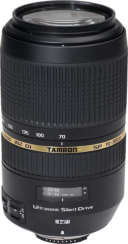 Tamron SP 70-300mm F/4-5.6 Di VC USD for Nikon - International Version (No Warranty)