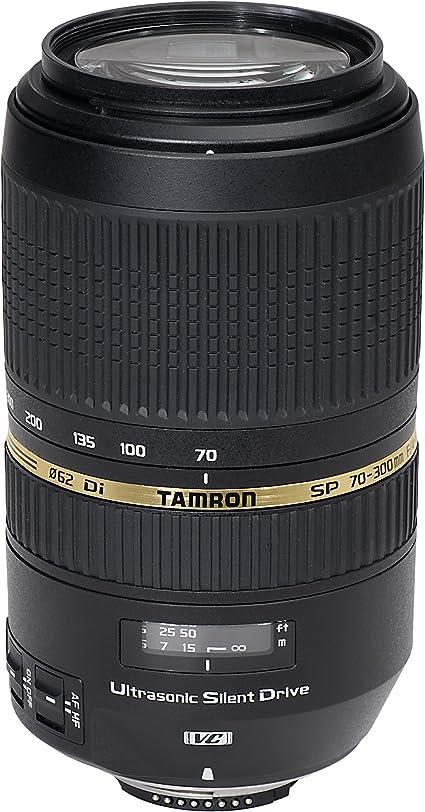 Tamron Af Sp 70 300mm 4 5 6 Di Vc Usd Digitales Kamera