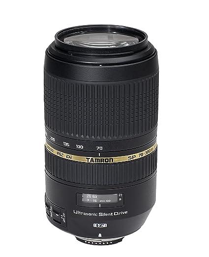Tamron AF SP 70-300mm 4-5.6 Di VC USD digitales Objektiv für Nikon