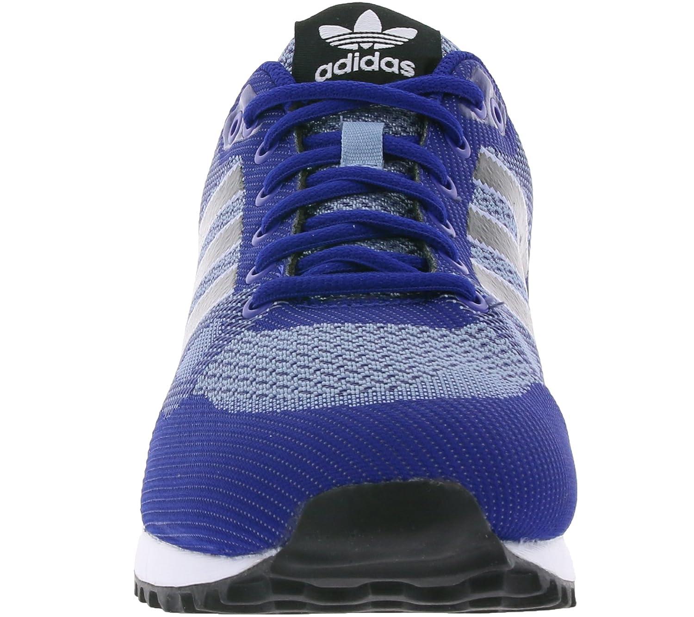adidas ZX 750 WV Scarpe da Fitness Uomo, Azzurro (Tinmis/Negbas/Ftwbla), 40 EU