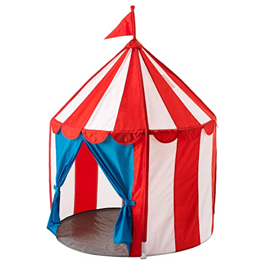 sc 1 st  Amazon.com & Amazon.com: Ikea Cirkustalt Childrenu0027s Play Tent: Toys u0026 Games