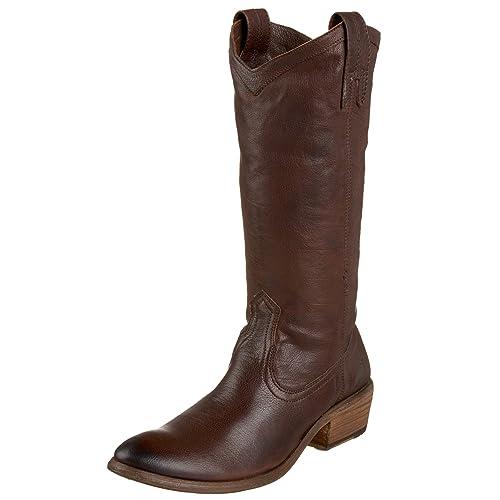 1aca262ec5c FRYE Women's Carson Pull-On Boot