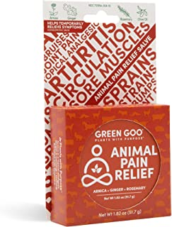 product image for GREEN GOO All Natural Animal Pain Relief, 1.82 oz, Large Tin