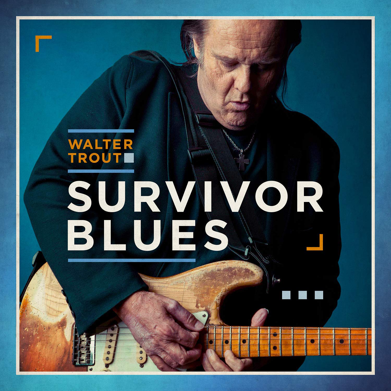 Book Cover: Survivor Blues
