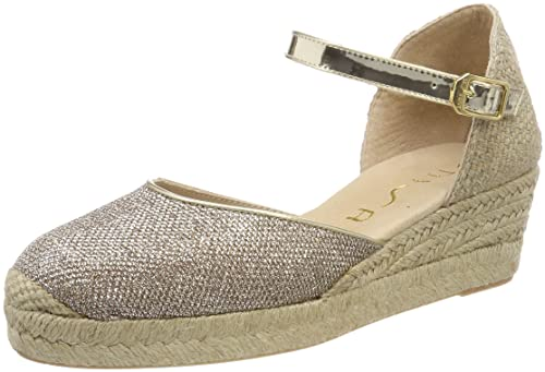 Unisa Cisca_18_ev, Alpargata para Mujer: Amazon.es: Zapatos y complementos