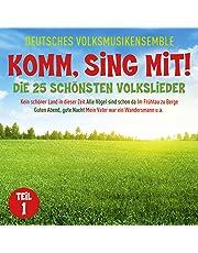 Komm,Sing mit!-die 25 Schönsten Volkslieder 1