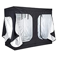 SUNCOO 48``x48``x78`` Indoor Grow Tent