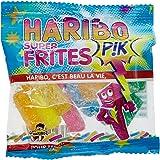 Haribo Bonbon Gélifié Super Mini Frites Pik 40 g x 30 Sachets