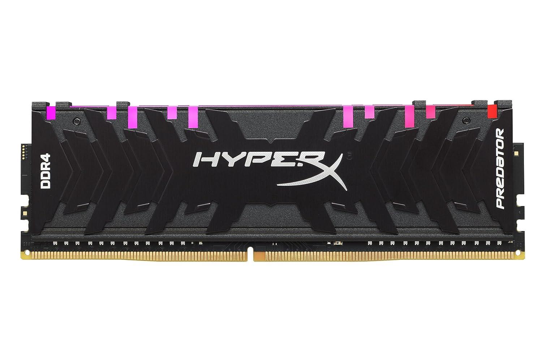 HyperX Predator DDR4 RGB HX429C15PB3AK2/16 (2 x 8 GB) Speicher Kit (2933MHz DDR4 CL15 DIMM 1.35V 288pin XMP)