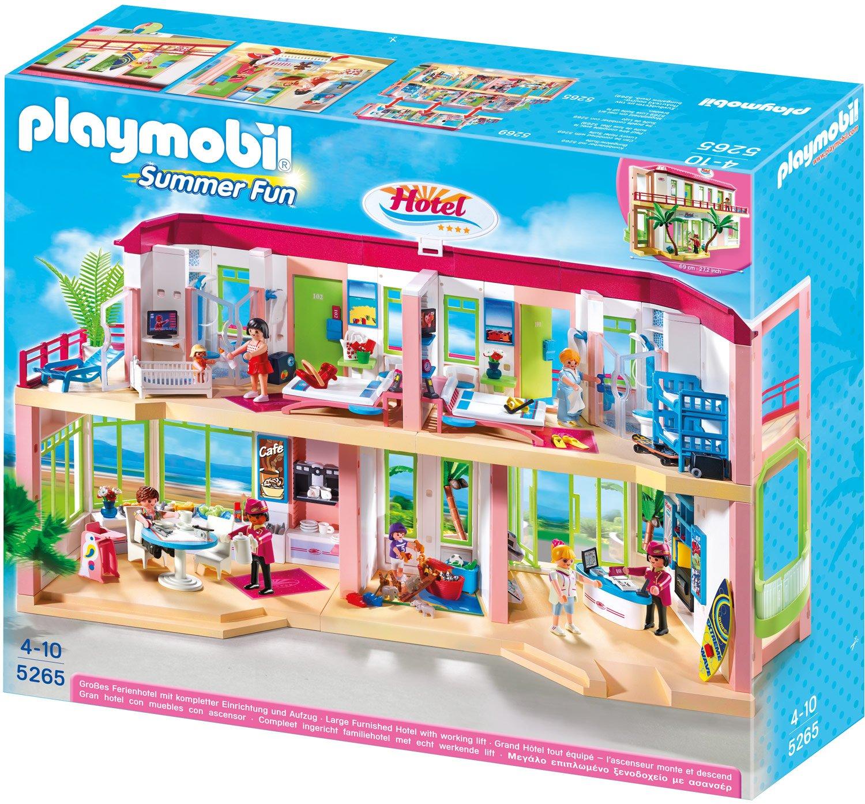 Playmobil 5265 - Playmobil Ferienhotel