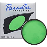 Mehron Makeup Paradise Makeup AQ Face & Body Paint (40 gm) (AMAZON GREEN)