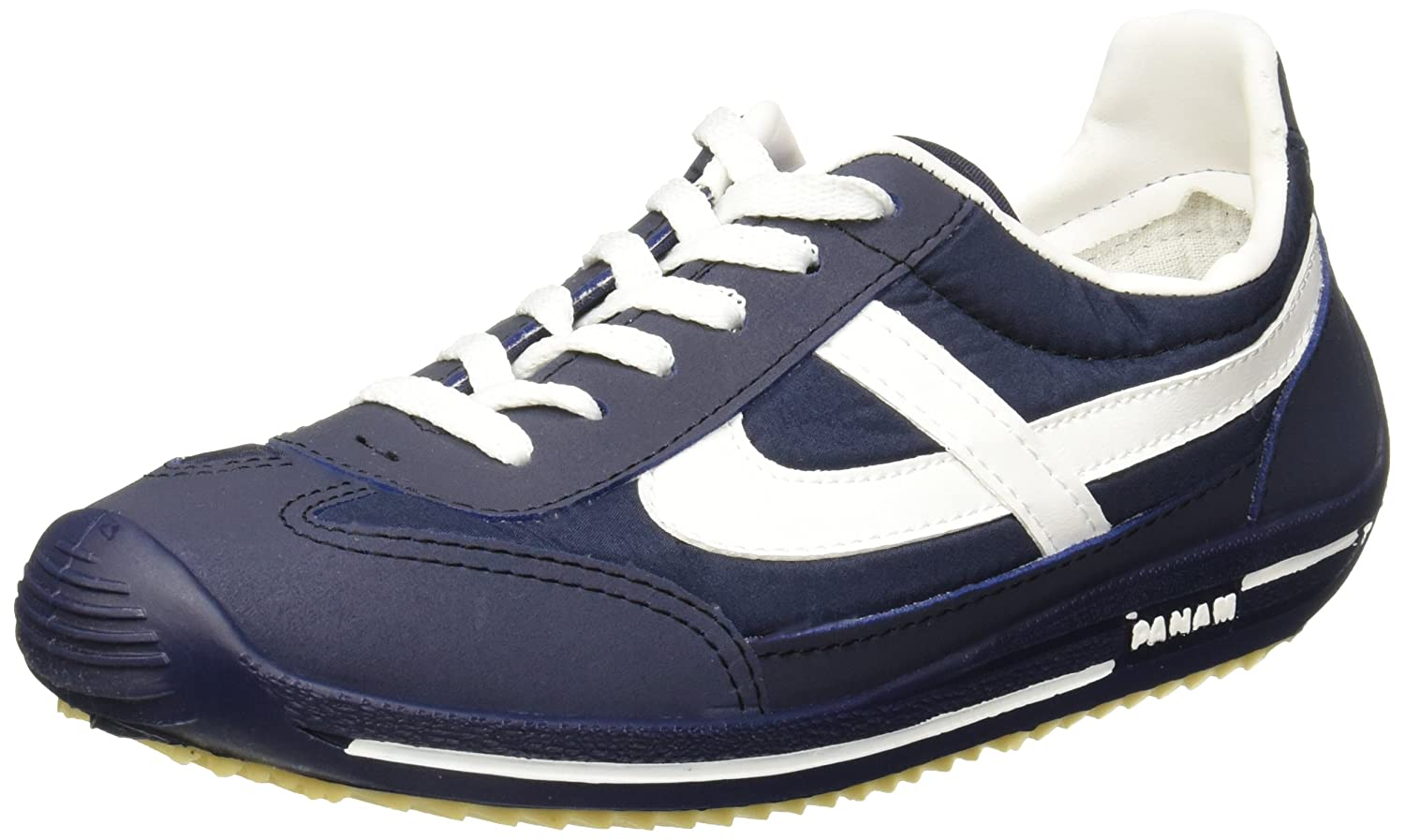 PANAM Classic Tennis Shoe | Handcrafted Zapatillas | Hecho En México Since 1962 B06X185QQD 10 Men's / 11.5 Women's US|Navy Blue