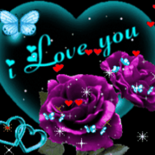 Amazon Com Butterfly I Love You 3 Live Wallpaper Appstore For Android
