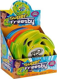 Globo giocattoli globo 37166–22.5cm 3colore estate Foam frisbee in una scatola (pezzo) (1pezzi assortiti) Globo Toys Globo - 37166