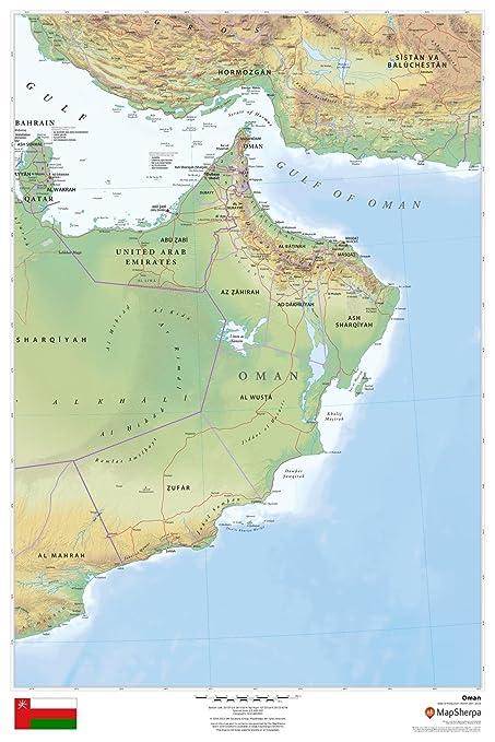 Amazon com : Oman - 24