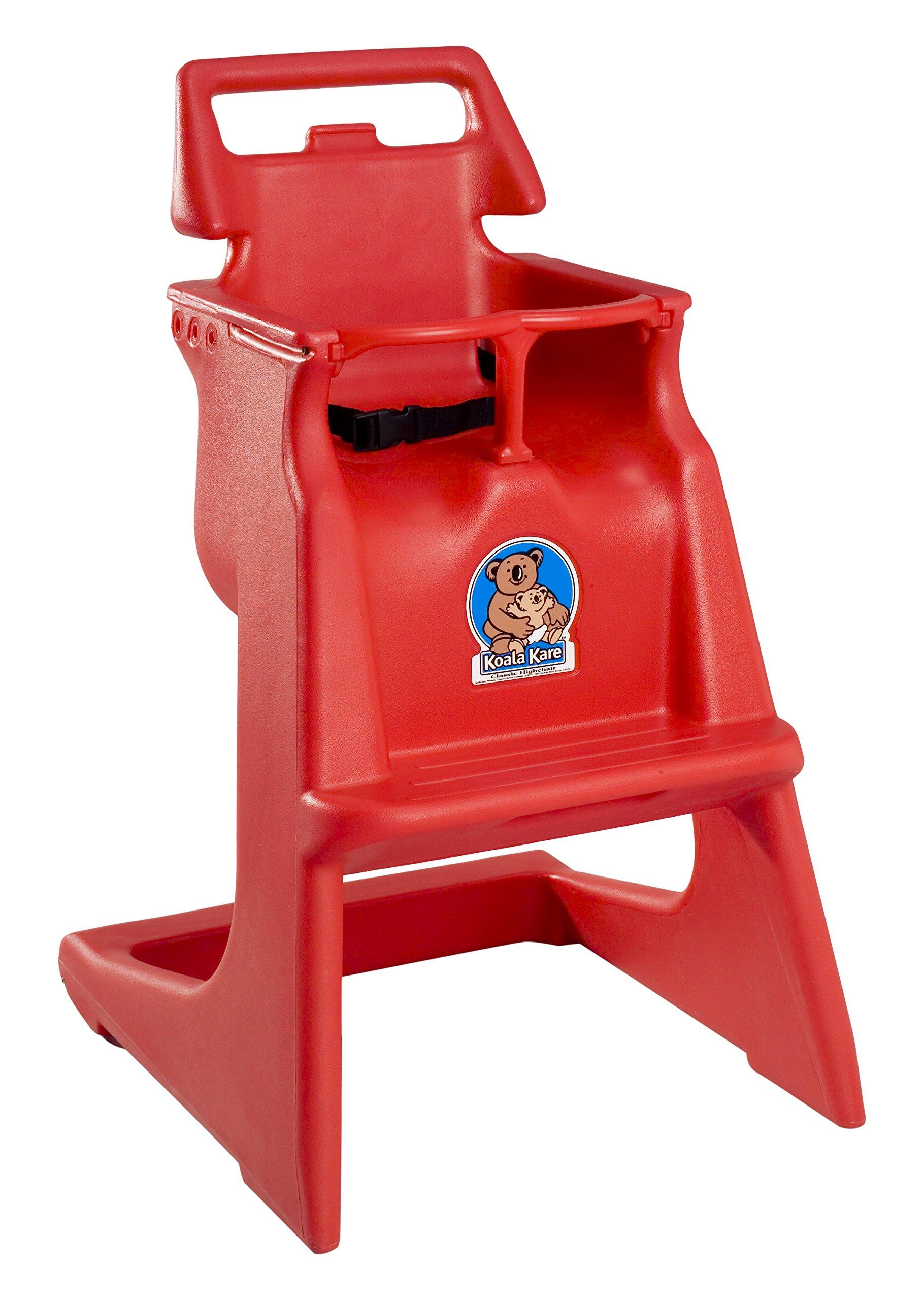 Koala Kare KB Classic High Chair 21 Height 24 width 36 Length