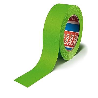 4671 Highlight Gaffa Tape adhesiva Cinta de tejido verde neón: Instrumentos musicales