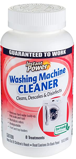 Amazon.com: Instant Power Washing Machine Cleaner, 16 Ounce: Health & Personal Care