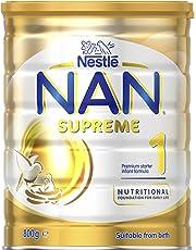 Nestlé NAN Supreme Stage 1 Starter Infant Formula Powder Tin 800g