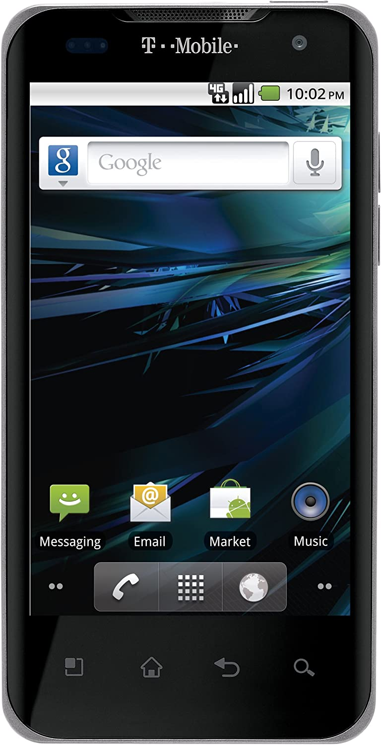 Amazon.com: LG G2 X 8 GB P999 GSM Android – T-mobile