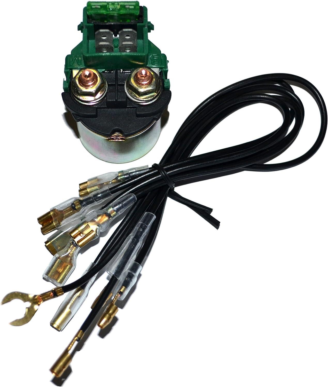 goldwing 1100 wiring diagram amazon com zoom zoom parts starter relay solenoid fits honda  zoom zoom parts starter relay solenoid