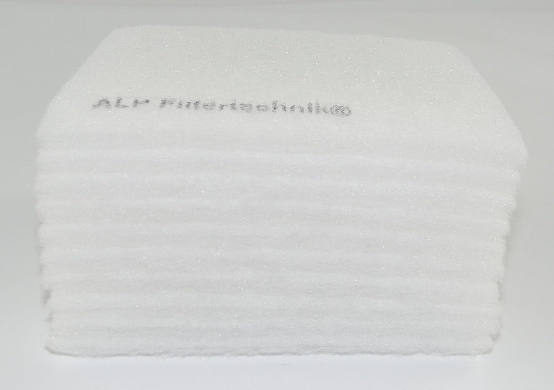 20 Filter Ersatzfilter für Limodor Compact Artikelnr 00070 Badlüfter Luftfilter