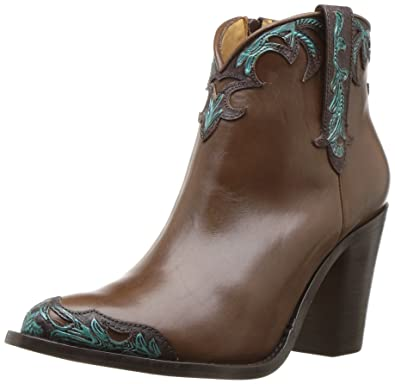 7c350198350 Amazon.com   Lucchese Bootmaker Women's Bethany Ankle Boot   Ankle ...