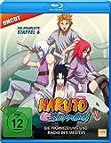 Naruto Shippuden - Staffel 6: Folge 333-363 - Die Prophezeiung und Rache des Meisters (Uncut) [Blu-ray]