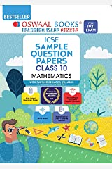 Oswaal ICSE Sample Question Papers Class 10 Mathematics Book (Reduced Syllabus for 2021 Exam) Kindle Edition