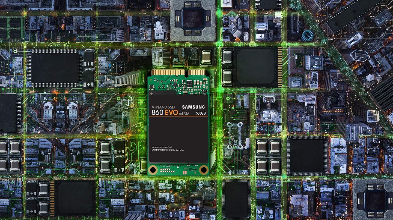 Samsung SSD 860 EVO 1TB mSATA Internal SSD (MZ-M6E1T0BW) by Samsung (Image #7)