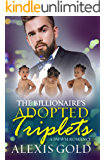 The Billionaire's Adopted Triplets (BWWM Romance Book 1)