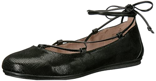 e59e1e8034 Image Unavailable. Image not available for. Color: Easy Spirit Women's  Ginada2 Ballet Flat Black ...
