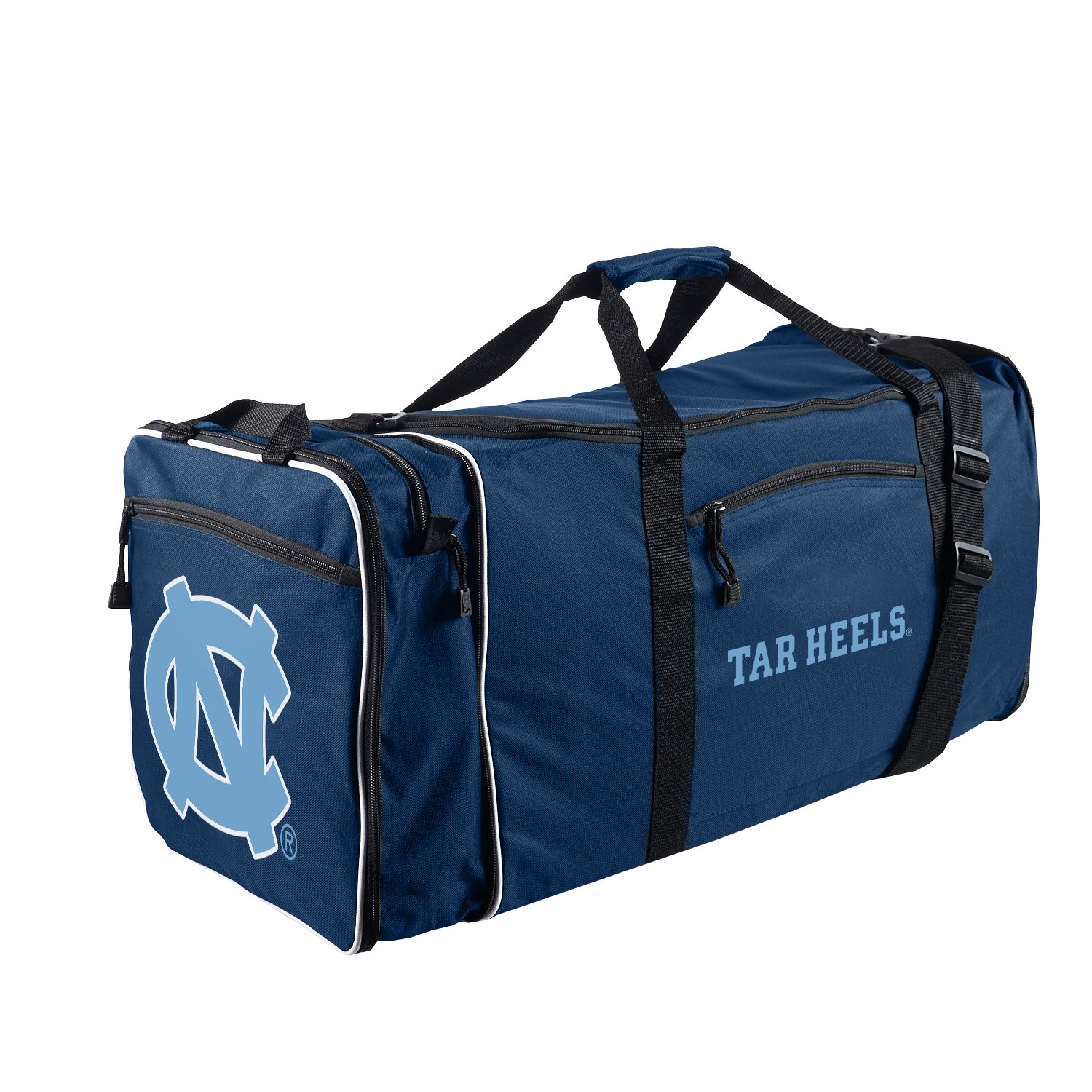 Officially Licensed NCAA North Carolina Tar Heels Steal Duffel Bag by The Northwest Company (Image #2)