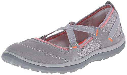 c51642bd04c2 Clarks Women s Aria Mary Jane Flat  Buy Online at Low Prices in ...
