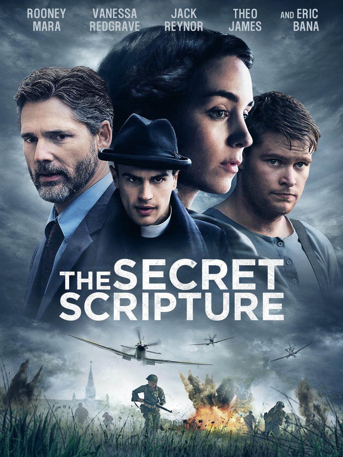 Amazon.com: The Secret Scripture: Rooney Mara, Eric Bana, Aidan ...