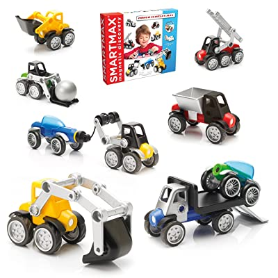 SmartMax Power Vehicles - Complete Set: Industrial & Scientific