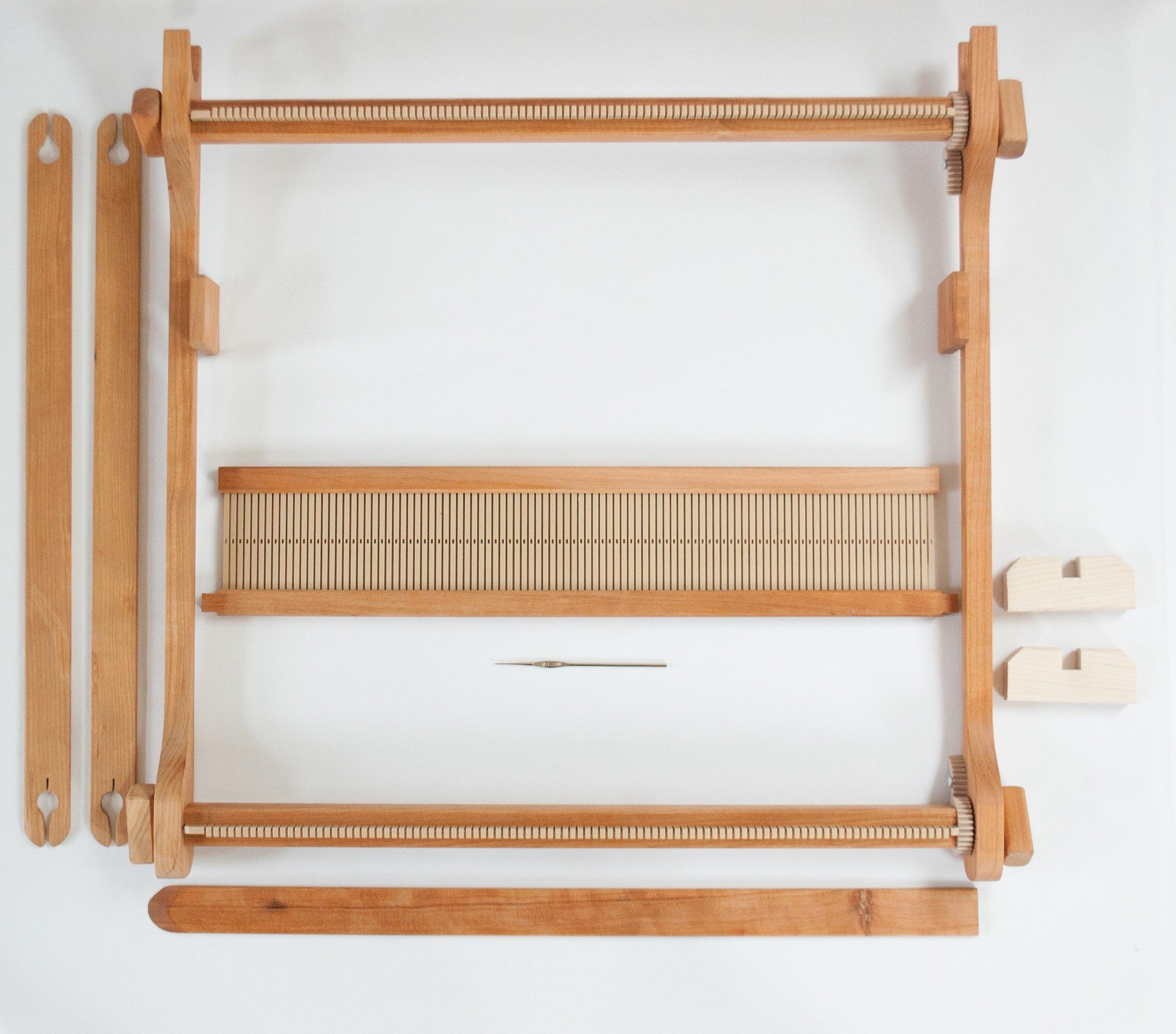 Beka Original Rigid Heddle Loom, SG-24'' by Beka (Image #2)