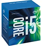 Intel Box Core Processore i5-6600, Argento