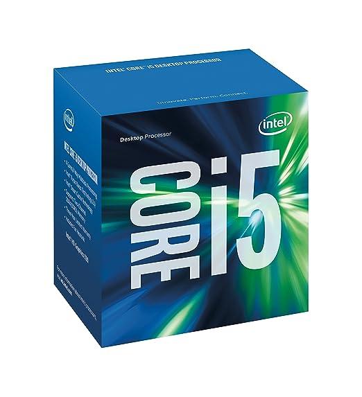 129 opinioni per Intel Box Core Processore i5-6600, Argento