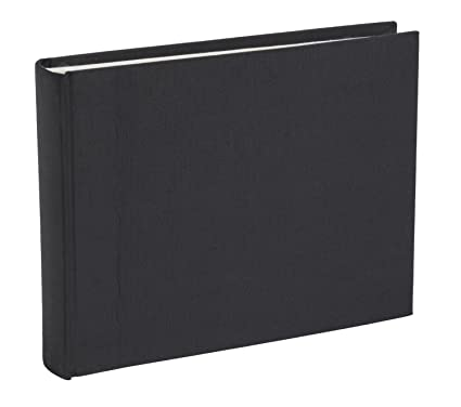 amazon com semikolon album small black schwarz foto album mit