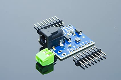 Amazon com: ACROBOTIC WeMos ESP8266 D1 Mini DC Power Shield