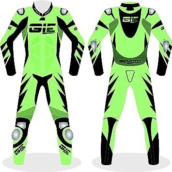 MOTOGPGEARS MG-NEB5 - Traje de carreras para motocicleta ...