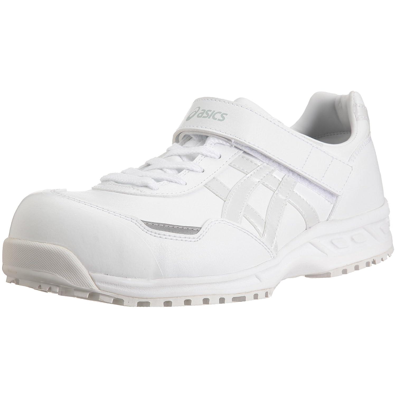 [アシックスワーキング] asics working 安全靴 作業靴 ウィンジョブ51S 樹脂製先芯 B00190XJVC 24.5 cm|ホワイト/ホワイト