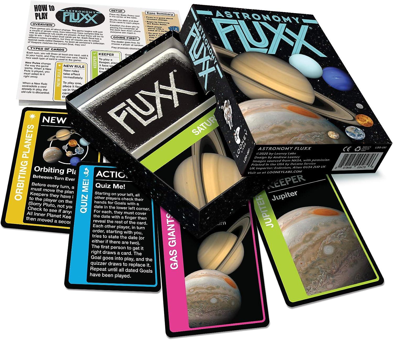 Looney Labs Astronomy Fluxx New