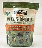 Kirkland Organic Nuts and Berries with Pumpkin Seeds 28oz (1.75LB)