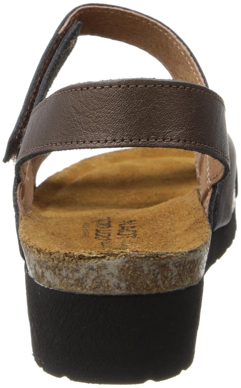Naot Damen Sandalen Kayla, Copper Leather Größe: 35.5