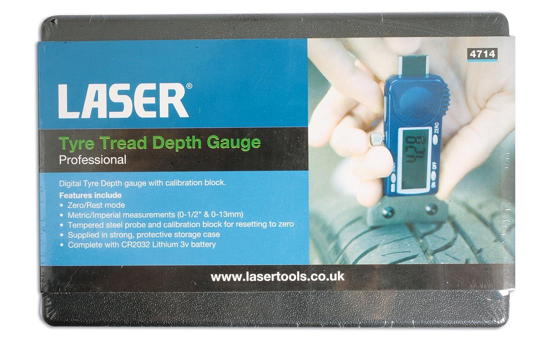 Laser-4714 profondit/à per Pneumatico