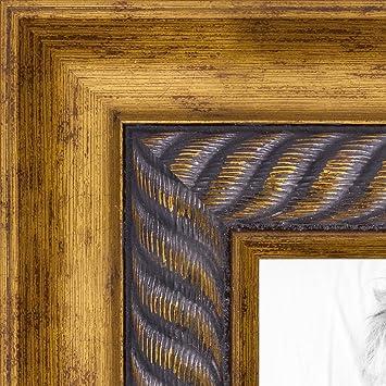 Amazon.com - ArtToFrames 24x28 inch Bronze Ornate with Rope Wood ...