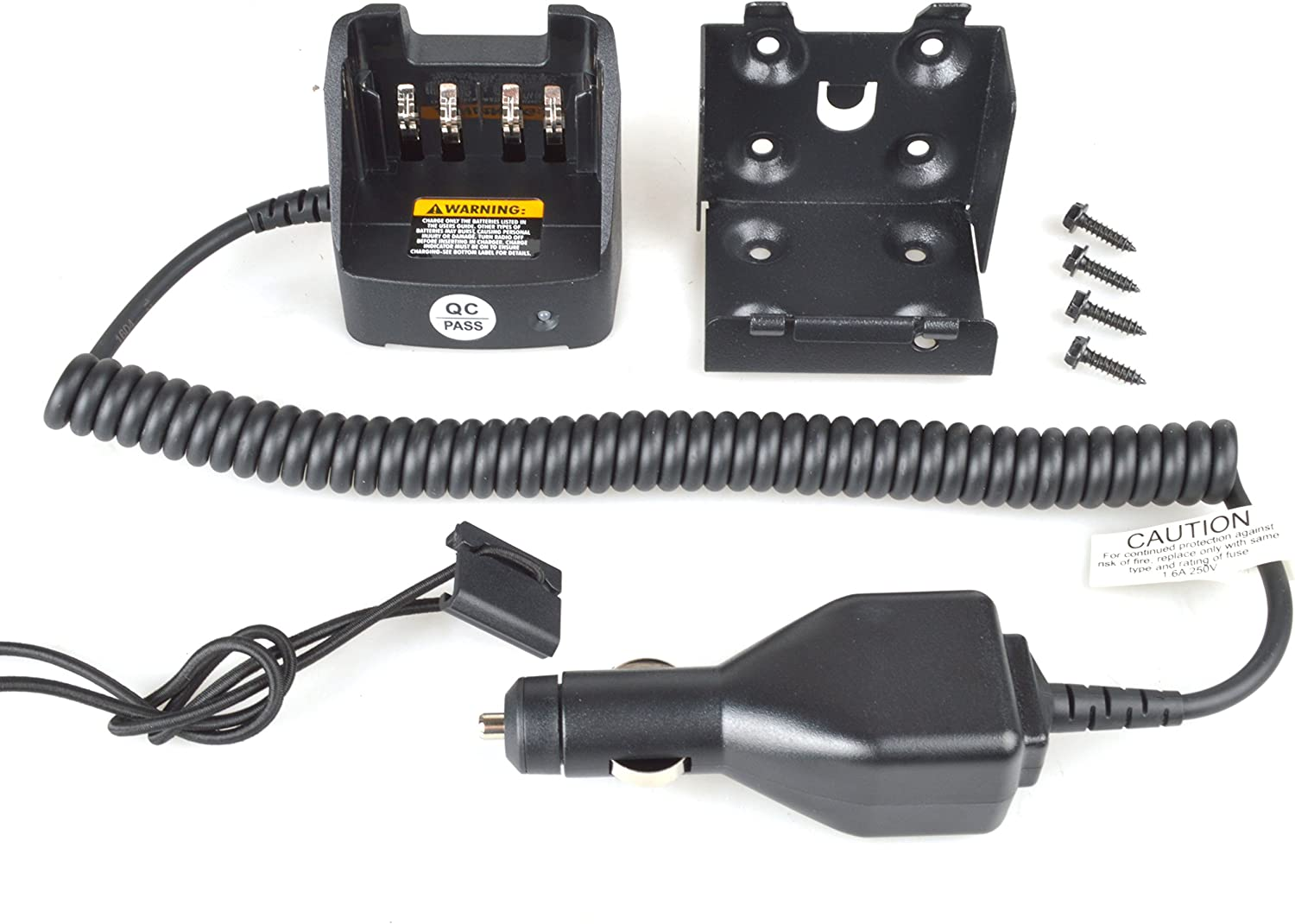 Impact Rapid Vehicle Car Charger for Motorola XPR3500 XPR6500 XPR7550 Radio